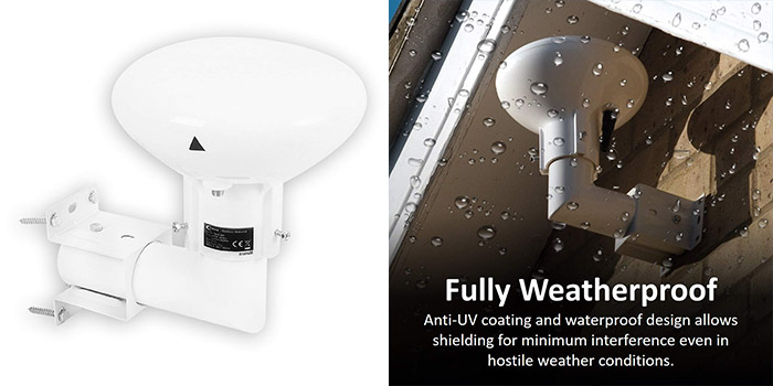 Digidome Aerial For Freeview with Full Kit