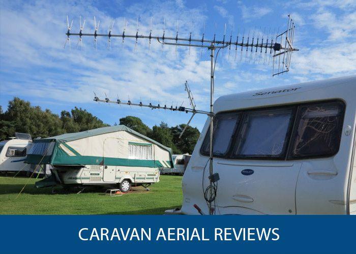 caravan aerials