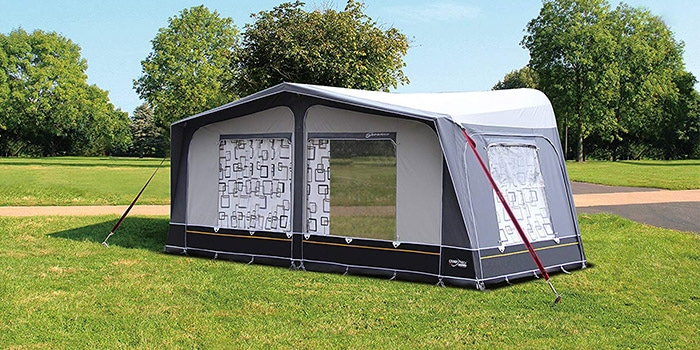 Camptech Savanna DL All Season Full Caravan Awning