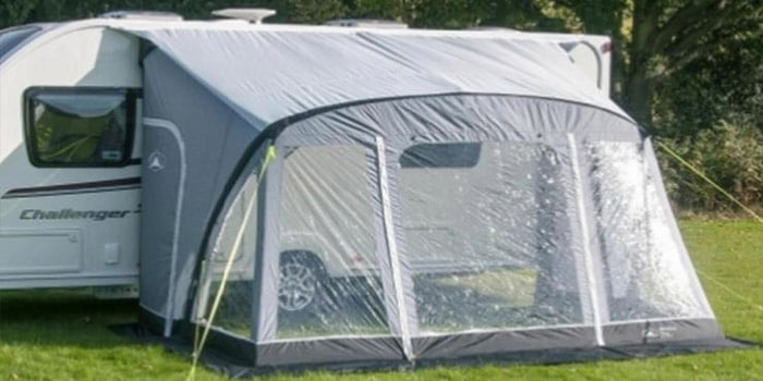 Sunncamp Swift 390 Air Caravan Awning
