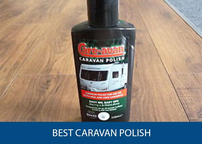 best caravan polish