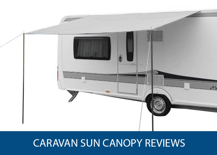 caravan sun canopy reviews