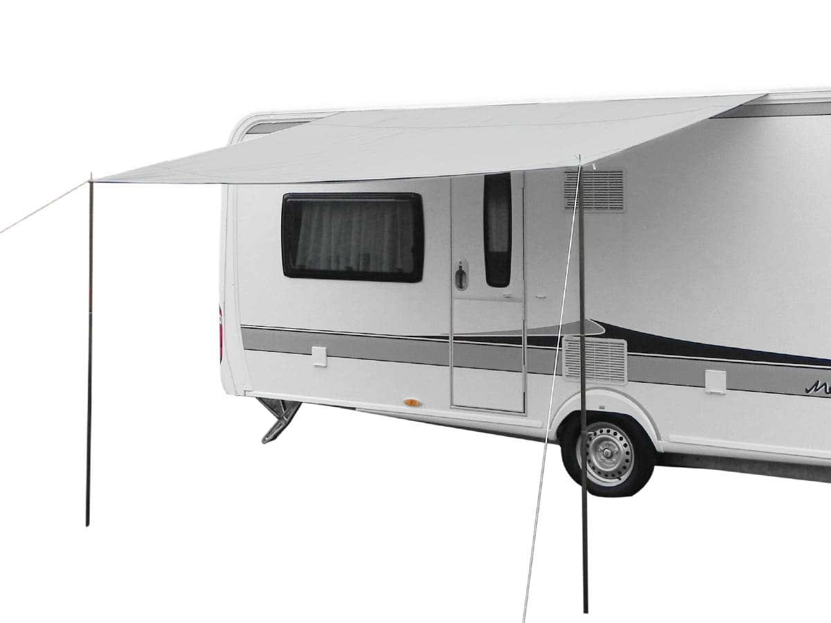 Caravan Sun Canopy Reviews Touring Caravans With Sides
