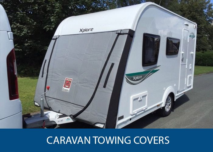 Caravan Towing Covers Protect The Front Of Your Caravan