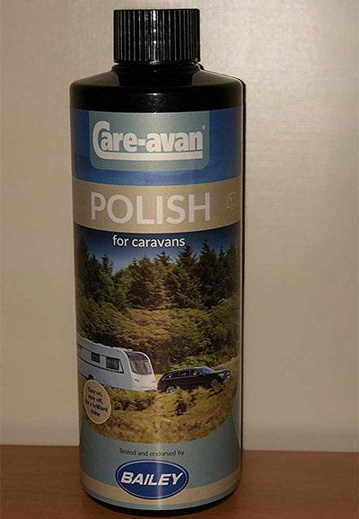 Care-avan Caravan Polish
