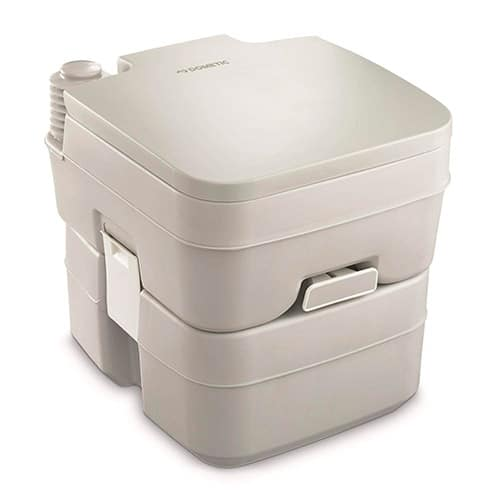 Domestic 966 Portable Toilet, Grey