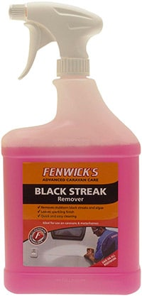 Fenwicks Black Streak Remover, Transparent