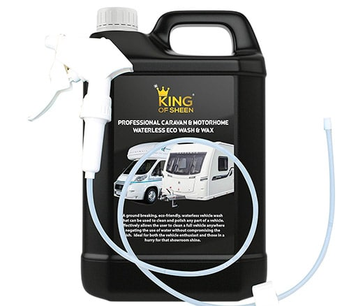 King of Sheen Professional Caravan & Motor-home