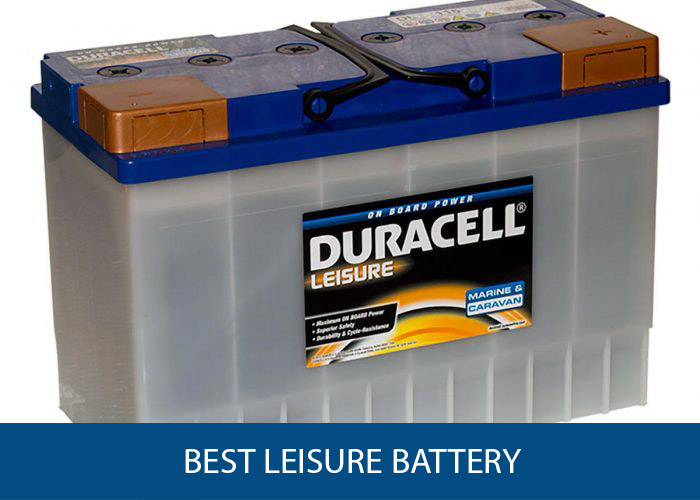 best leisure battery