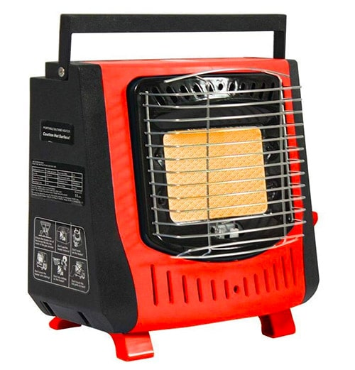 Lacyie Portable Caravan Gas Heater