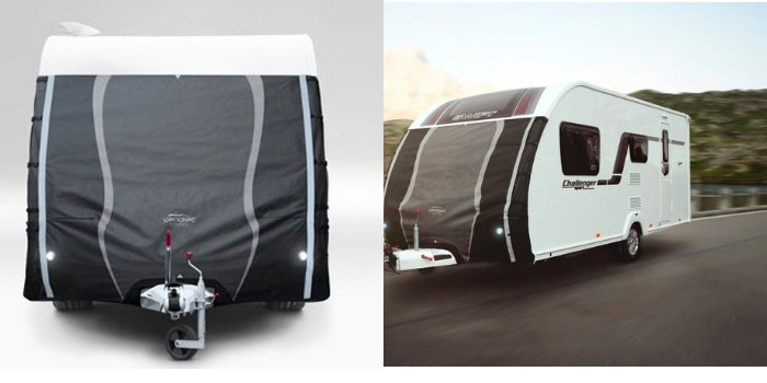 specialised caravan covers