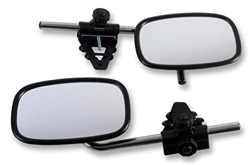 Streetwize SWTT84 Extending Caravan Towing Mirrors (E Approved)