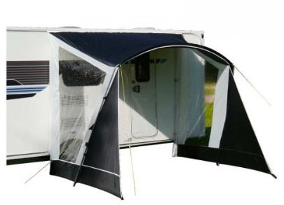 Sunncamp Swift Lightweight Caravan Door Sun Canopy