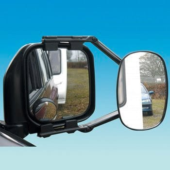 Vision Mirrors 4x4 Caravan Towing Mirrors (2 Pack)