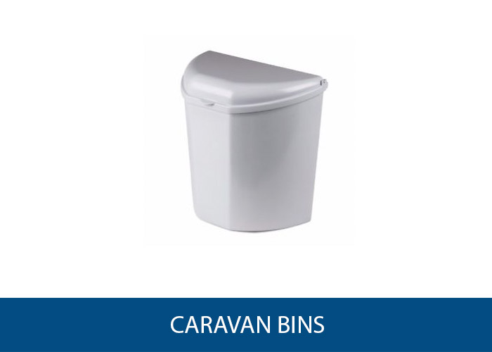 caravan bins