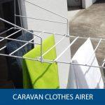 Caravan Clothes Airer