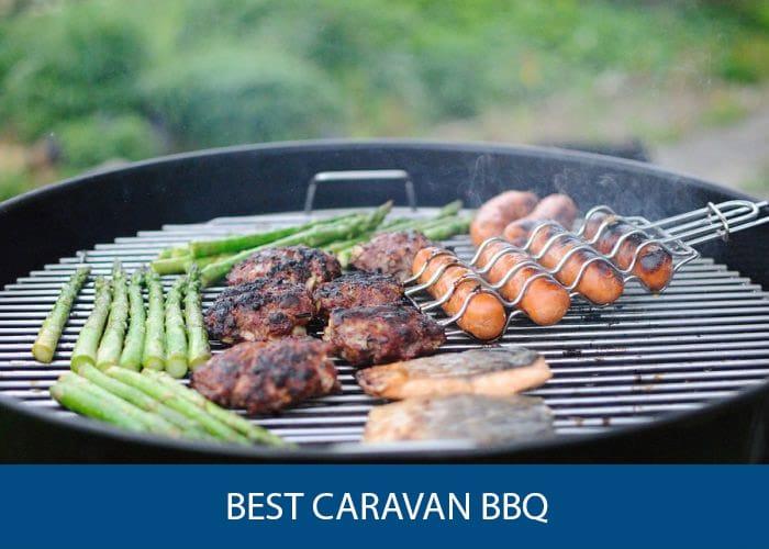 best caravan bbq