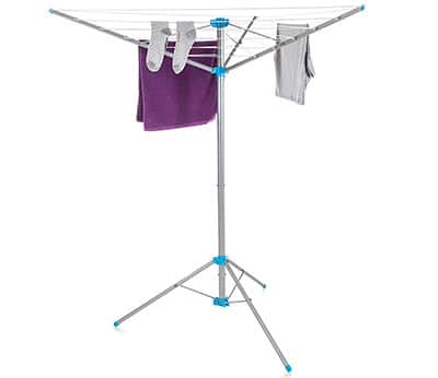 Minky Free-standing Caravan Rotary Clothes Airer