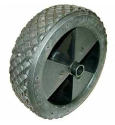 Al-ko Replacement Jockey Wheel 3-Spokes