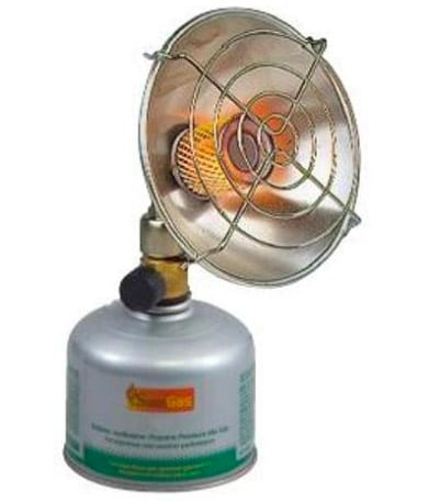 SunGas Heater