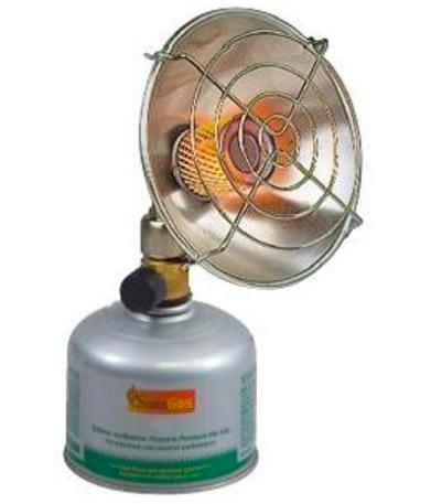 SunGas Heater