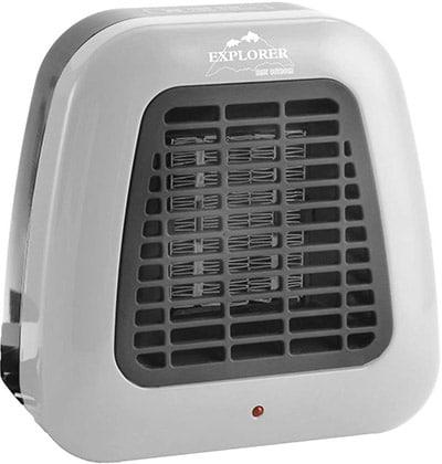 Explorer Fan Heater 500W