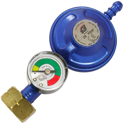 IGT Butane Gas Regulator
