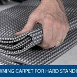 Awning Carpet for Hard Standing