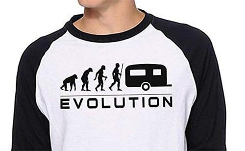Funky NE Ltd Evolution of a Caravan Owner
