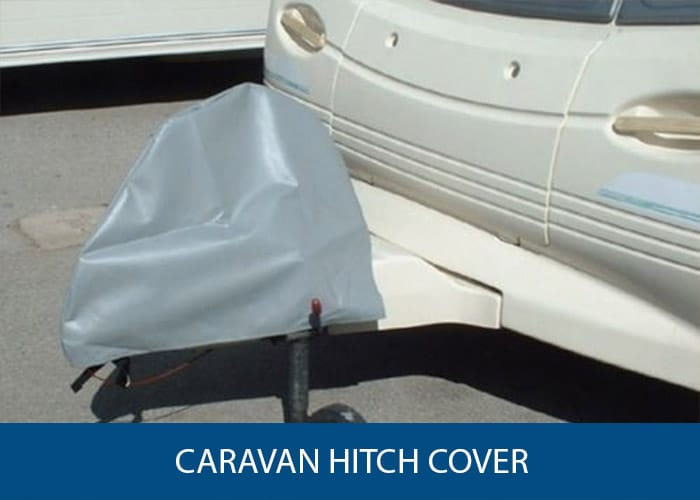 caravan hitch cover