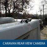 Caravan Rear View Camera
