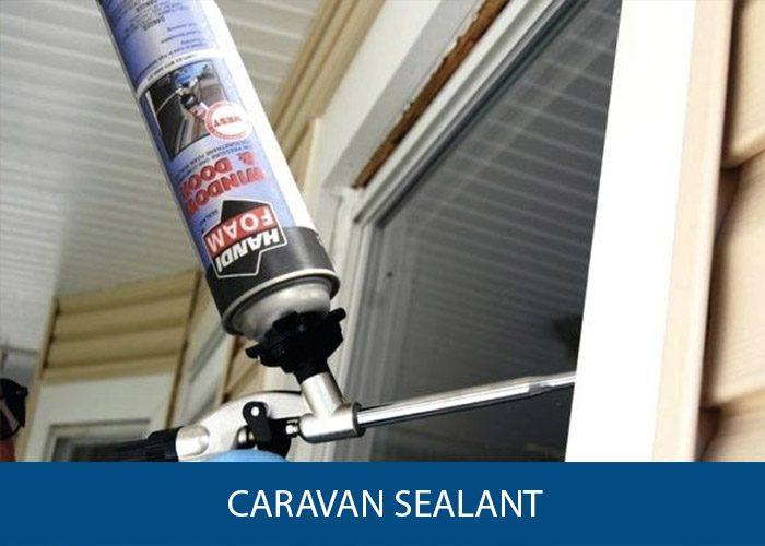 caravan sealant