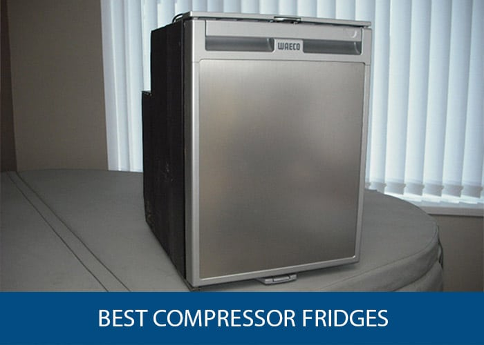best caravan compressor fridges