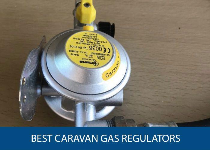 caravan gas regulators