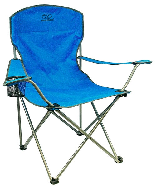 Highlander Folding Camp Caravan Chair