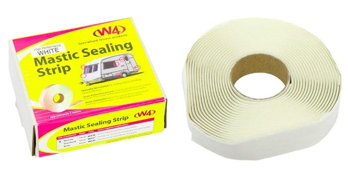 astic Sealing Strip 5m x 19mm