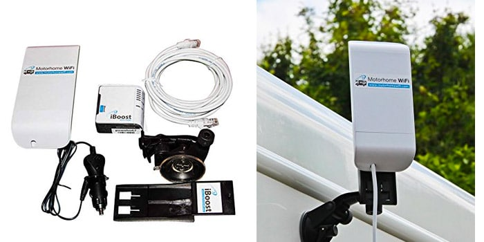 Motorhome WiFi Booster Antenna for Caravan