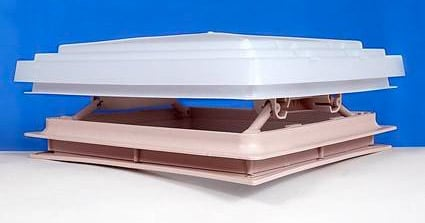 Beige Roof Vent Sky Light by MPK