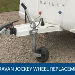 Caravan Jockey Wheel Replacement