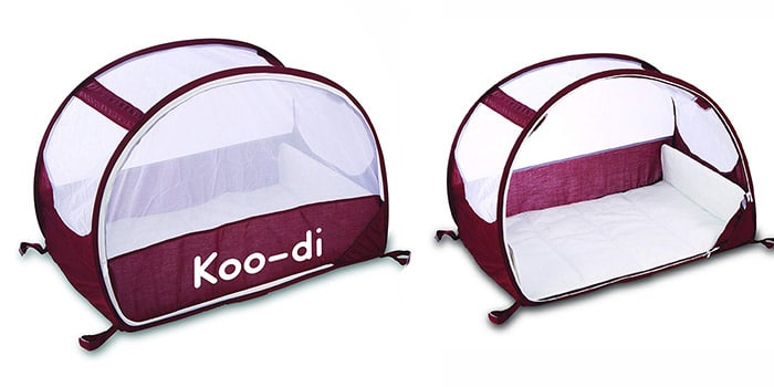 Koo-di Pop-Up Bubble Travel Bed
