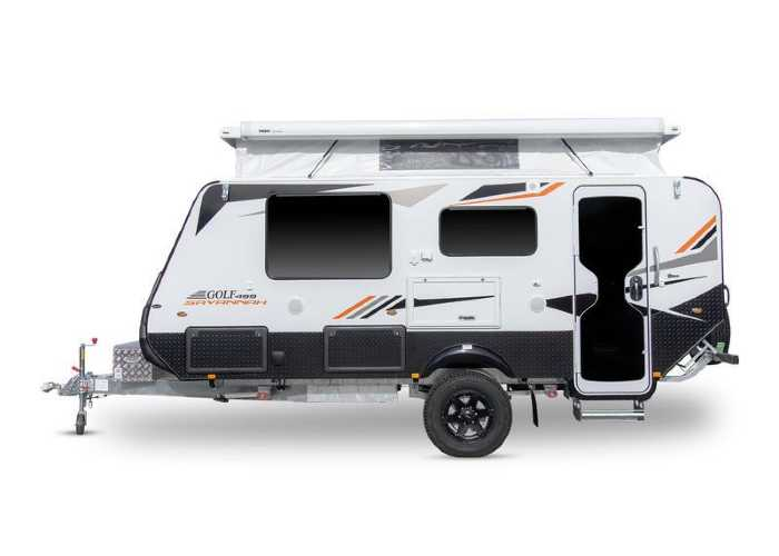 Pop Top Touring Caravans