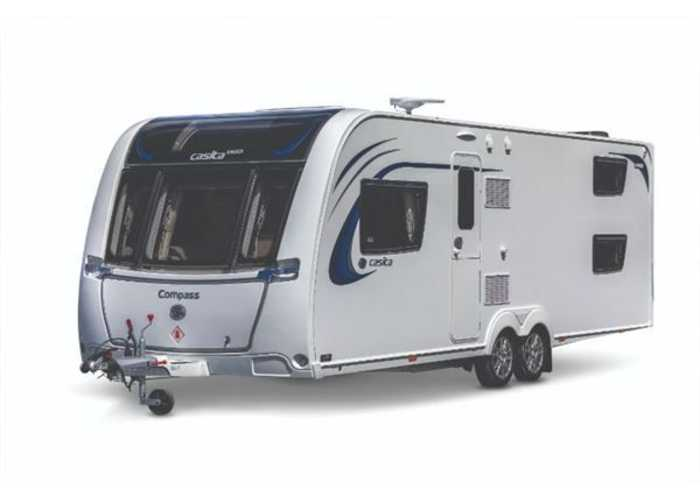 The Double or Twin Axle Caravan