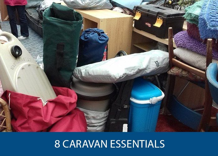caravan essentials