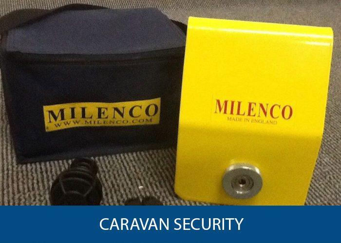 caravan security