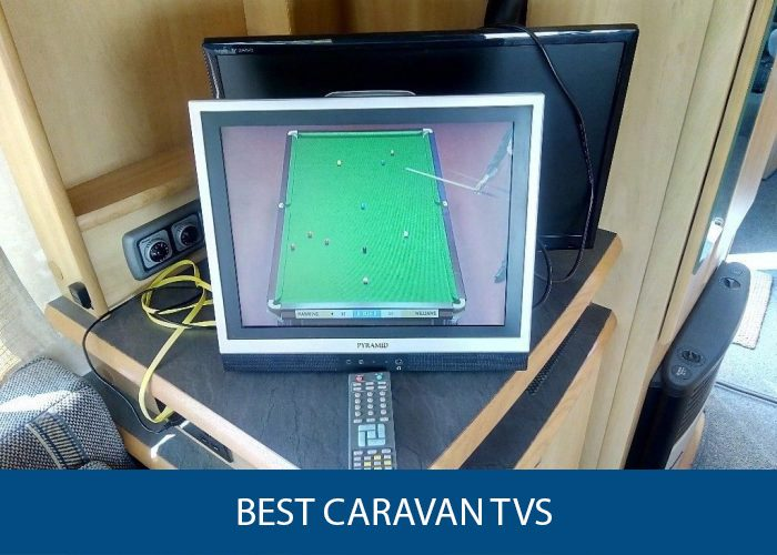 Best Caravan TV [12 Volt, HD, Netflix] | Caravan Helper