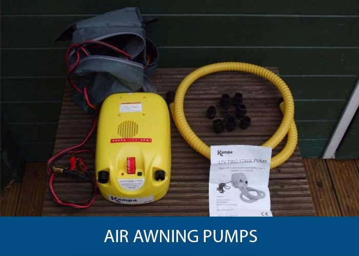air awning pumps