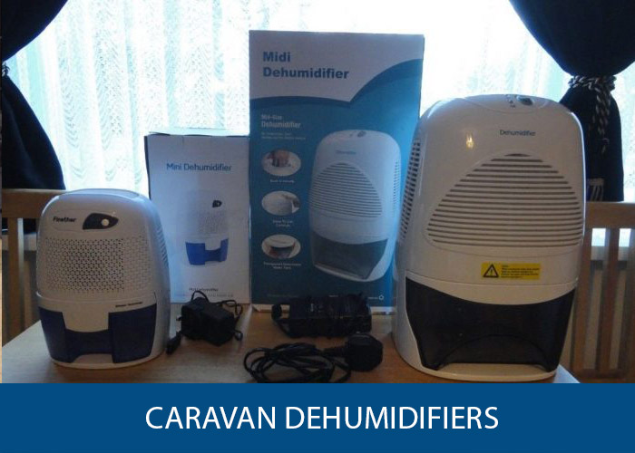 Best Dehumidifiers For Caravans and Motorhomes | CaravanHelper