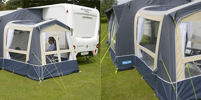 Kampa Inflatable Conservatory Annexe