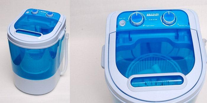 Leisure Direct Portable 3KG Mini Washing Machine