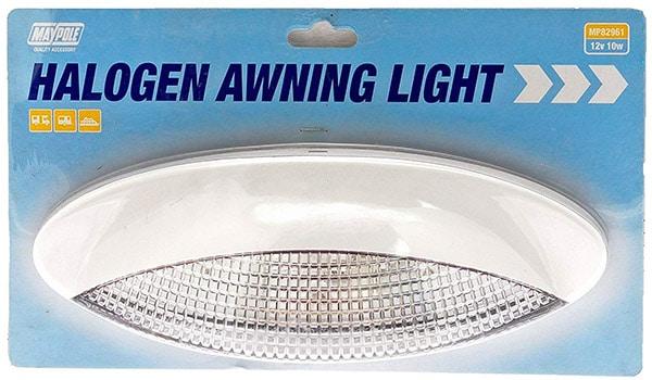 Maypole Halogen Awning Light 12v